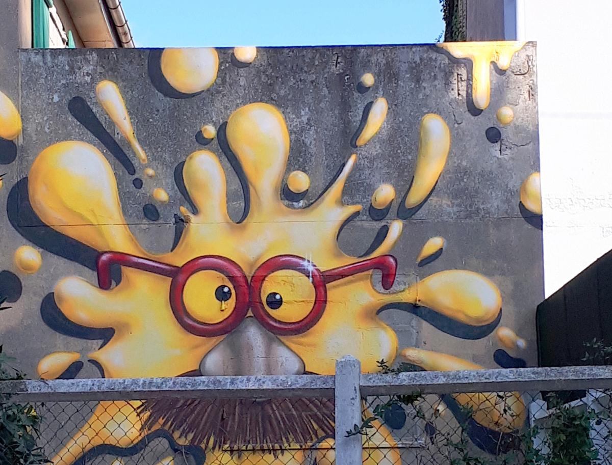 [street art-rue et manifs] ROUEN IMPRESSIONNEE 2020  20201017