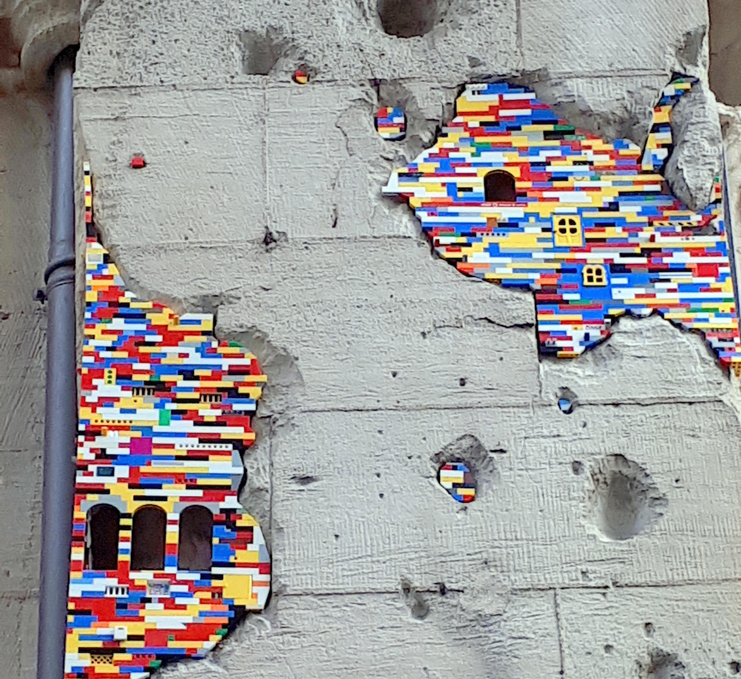 [street art-rue et manifs] ROUEN IMPRESSIONNEE 2020  20201023
