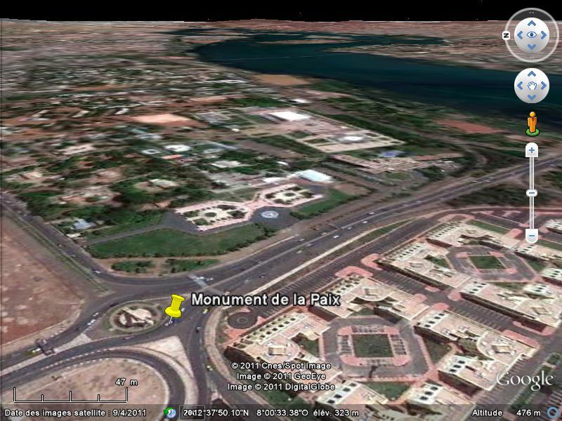 [MALI] - Les monuments sur les ronds-points de Bamako - Page 2 A1_mnt10