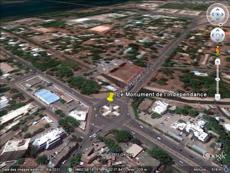 [MALI] - Les monuments sur les ronds-points de Bamako - Page 2 B1-mnt10