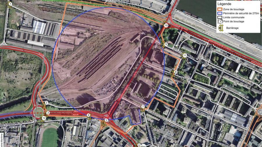 [Bientôt visible sur Google Earth] - Rouen - Ecoquartier Flaubert Captur17