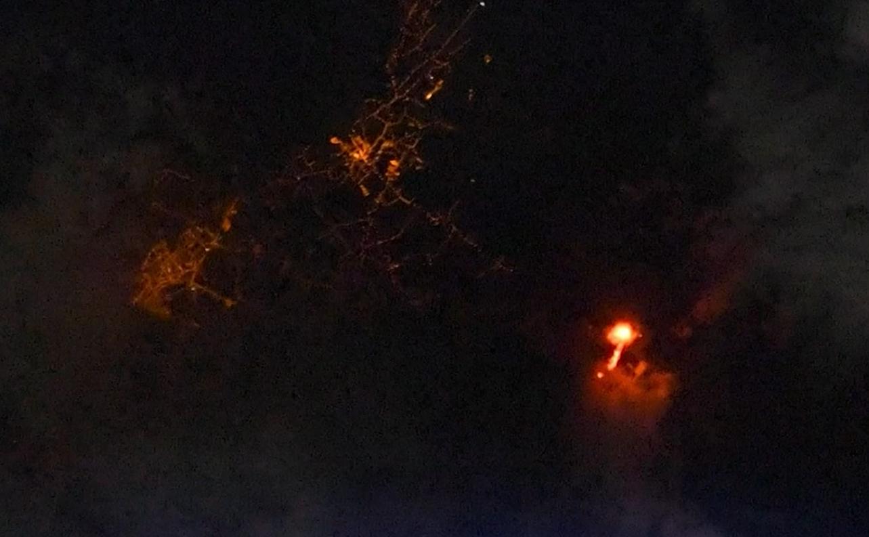 Eruption du volcan Cumbre Vieja - Ile de Palma - Canaries Captur28