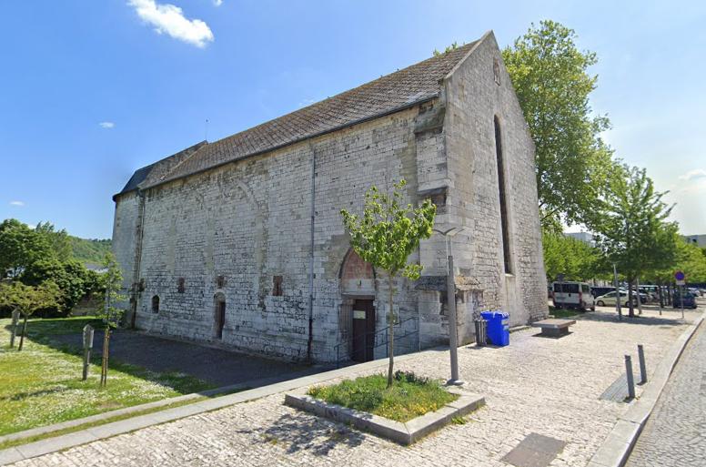 L'alphabet de Rouen - Seine Maritime Chapel10