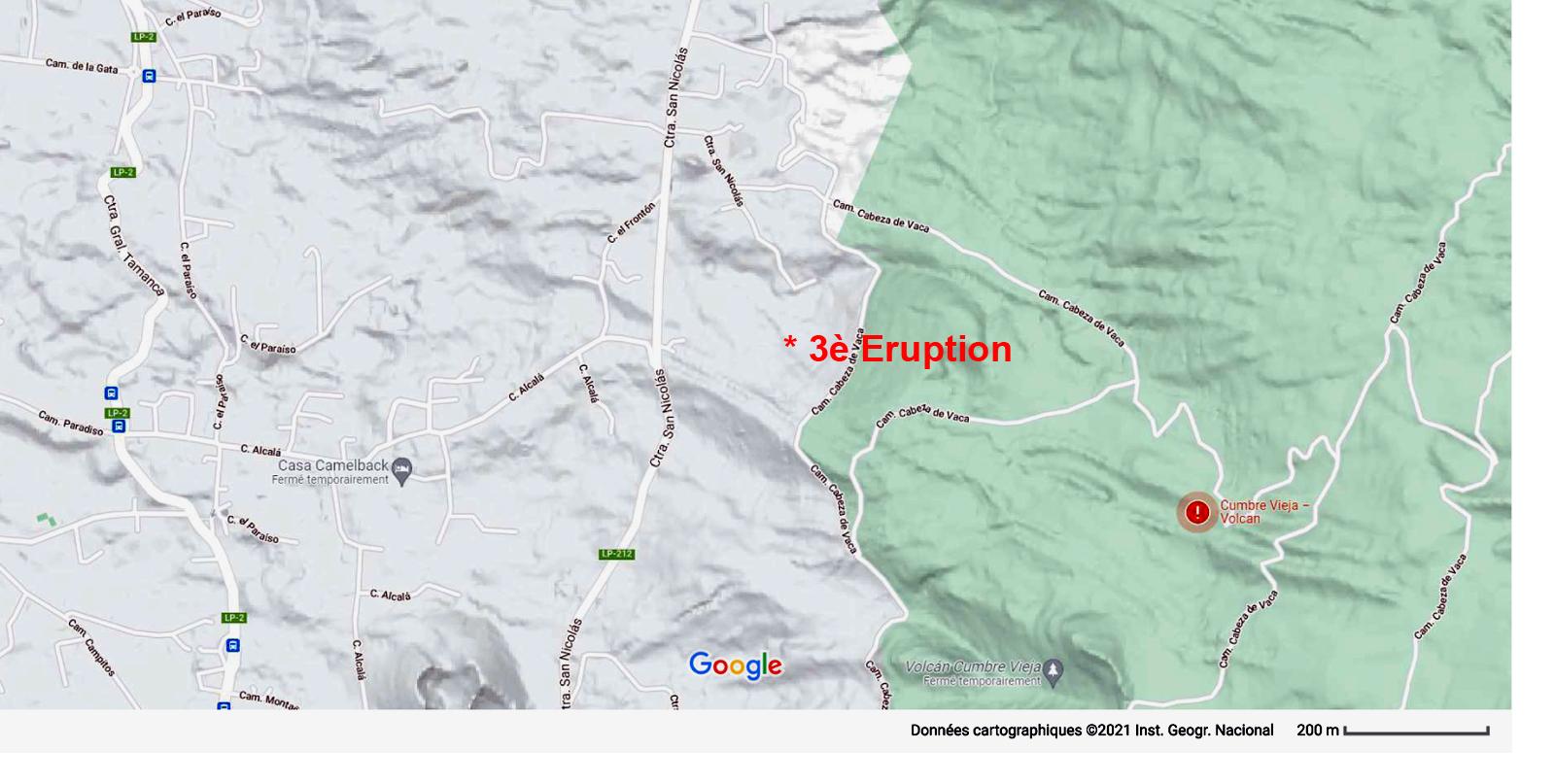 Eruption du volcan Cumbre Vieja - Ile de Palma - Canaries Crat3g10