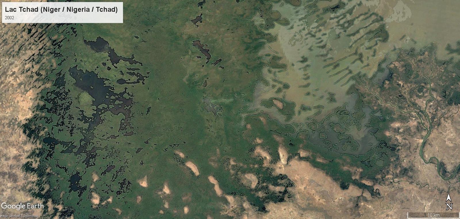 Le réchauffement climatique au Lac Tchad Det-0210