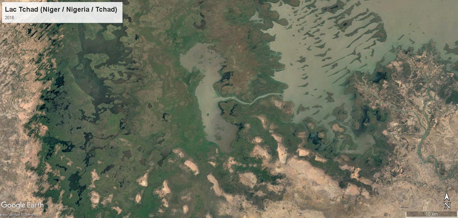 Le réchauffement climatique au Lac Tchad Det-1610