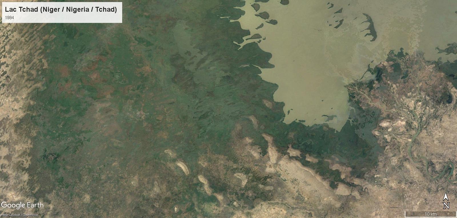 Le réchauffement climatique au Lac Tchad Det-8410