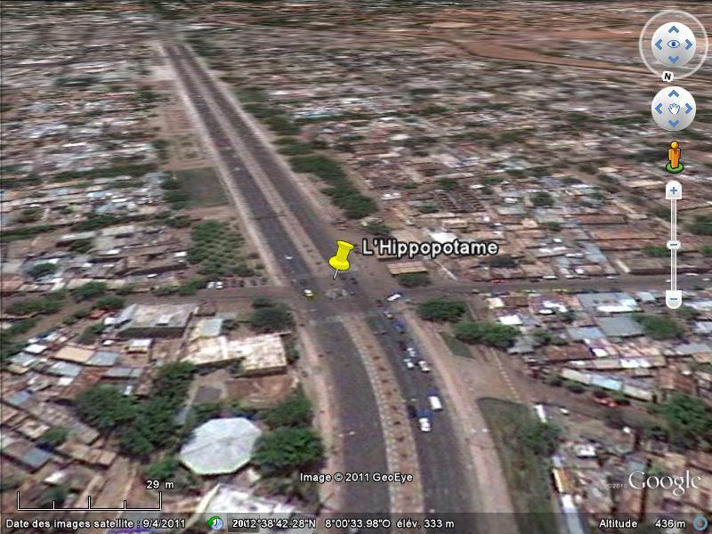 [MALI] - Les monuments sur les ronds-points de Bamako E1-mas10