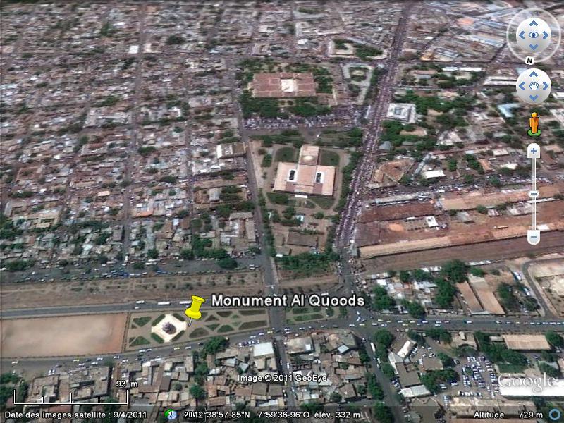 [MALI] - Les monuments sur les ronds-points de Bamako - Page 2 H1-mon10