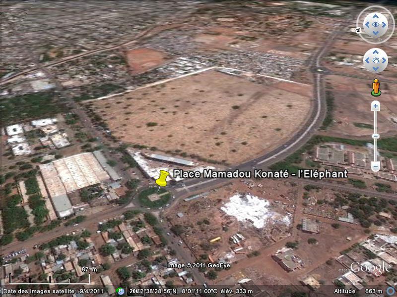 [MALI] - Les monuments sur les ronds-points de Bamako - Page 2 I1-ele10