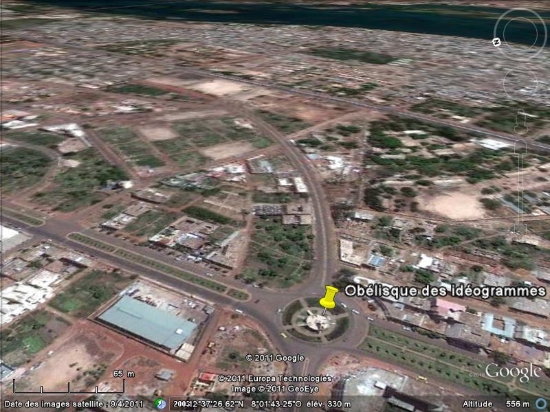 [MALI] - Les monuments sur les ronds-points de Bamako Jj1_ob10