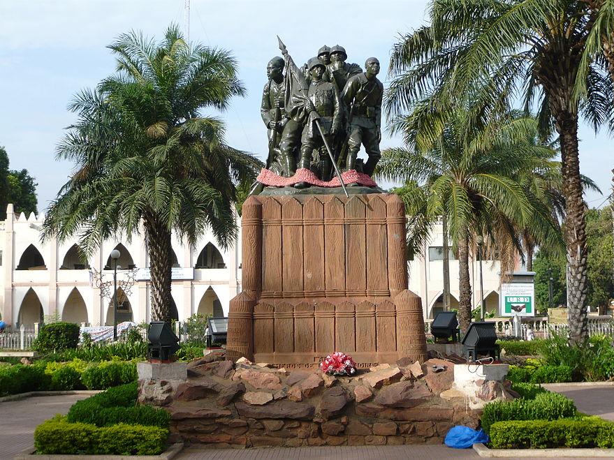 [MALI] - Les monuments sur les ronds-points de Bamako L2-lib10