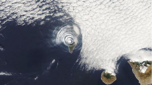 Eruption du volcan Cumbre Vieja - Ile de Palma - Canaries La-pal11