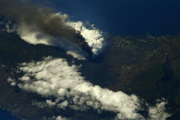 Eruption du volcan Cumbre Vieja - Ile de Palma - Canaries La-pal13