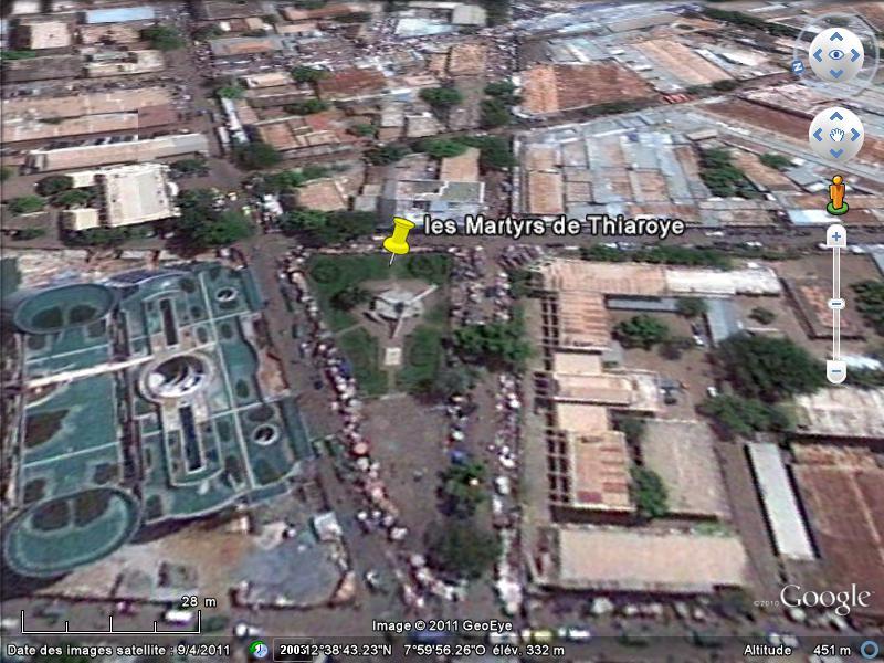 [MALI] - Les monuments sur les ronds-points de Bamako M1-thi10