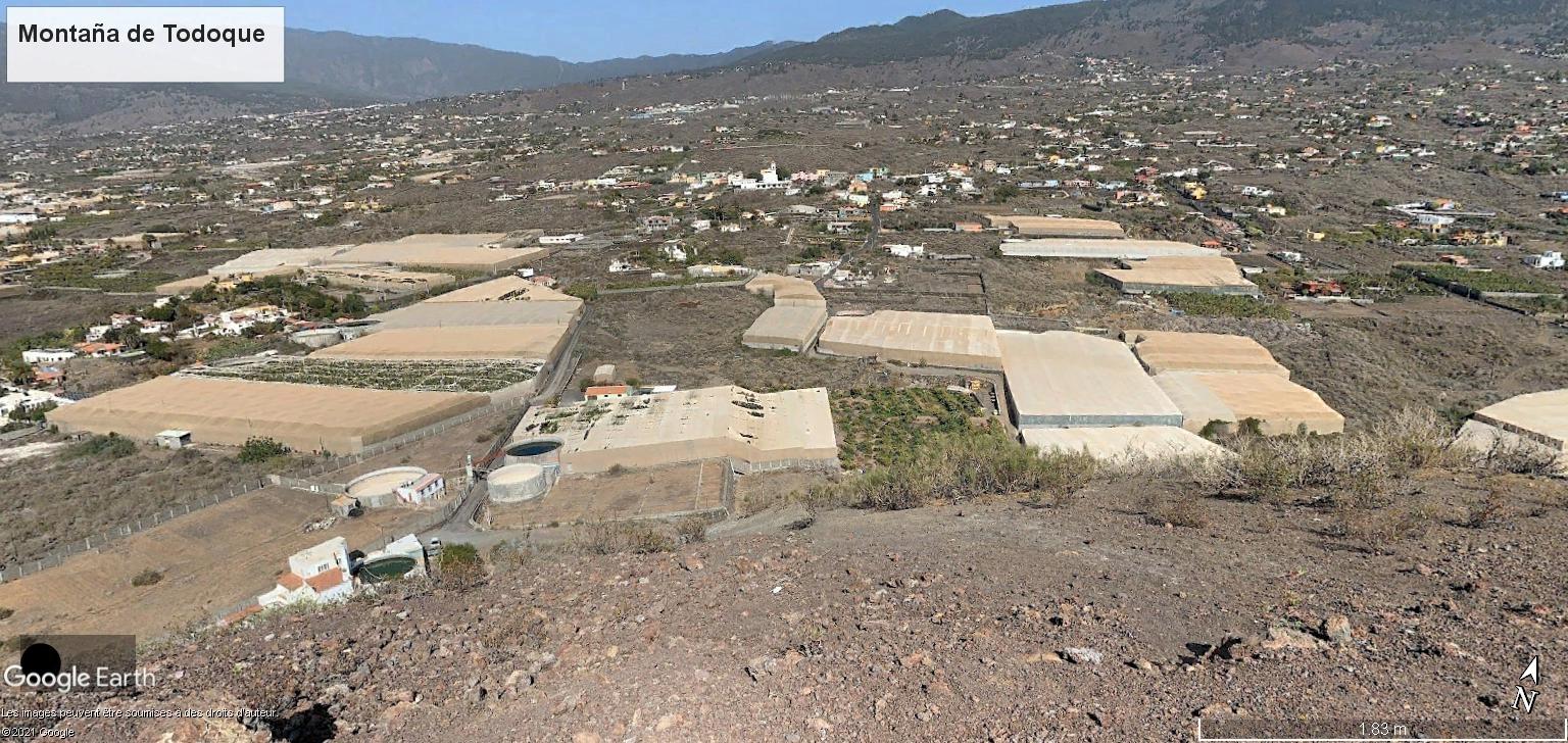 Eruption du volcan Cumbre Vieja - Ile de Palma - Canaries Montaz10
