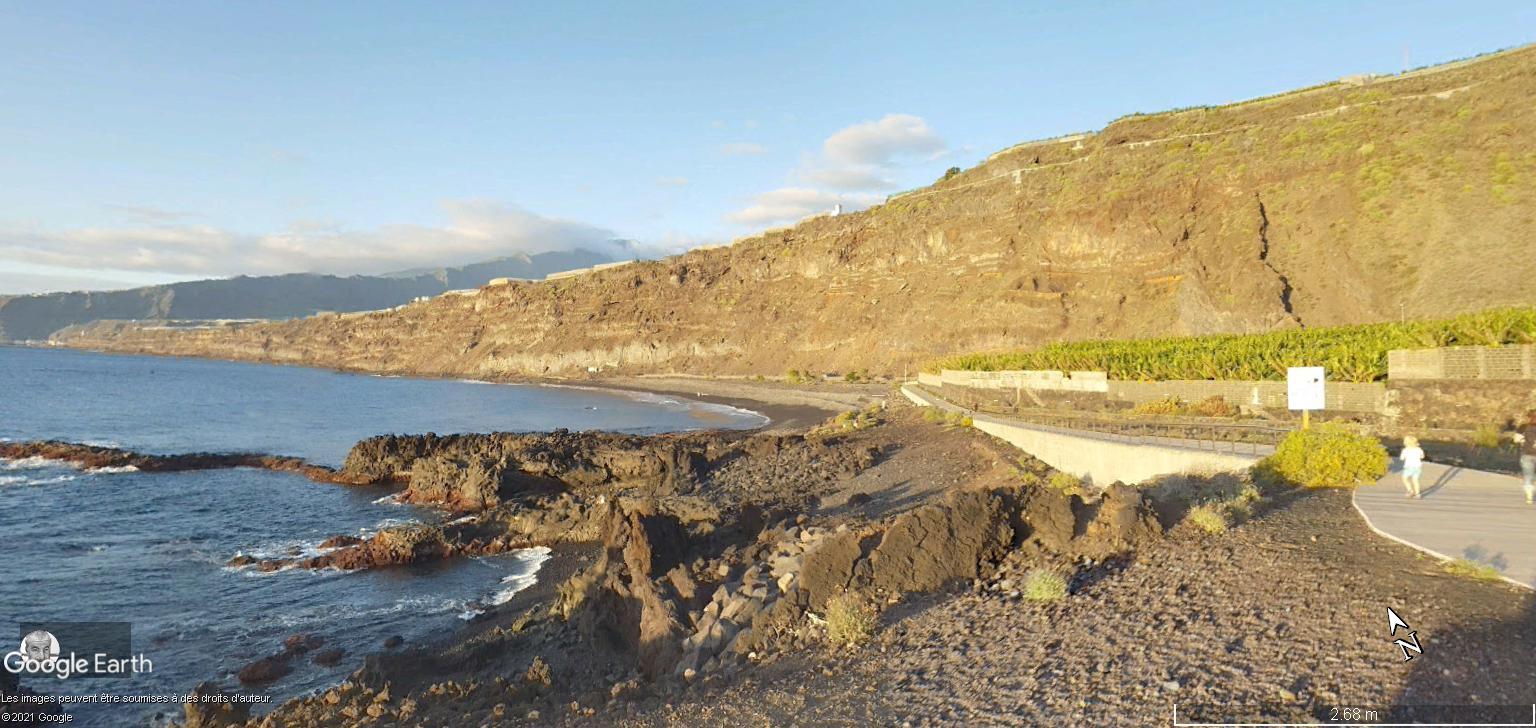 Eruption du volcan Cumbre Vieja - Ile de Palma - Canaries Montaz12
