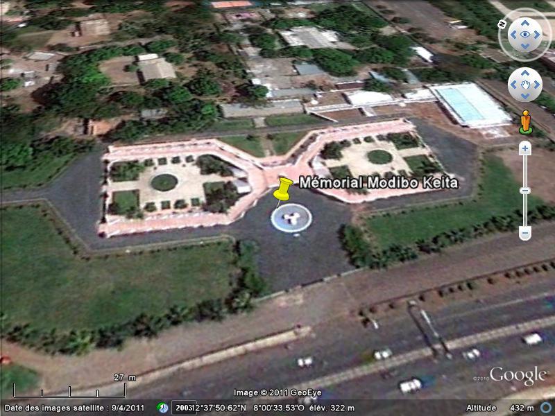 [MALI] - Les monuments sur les ronds-points de Bamako - Page 2 N1_kei10