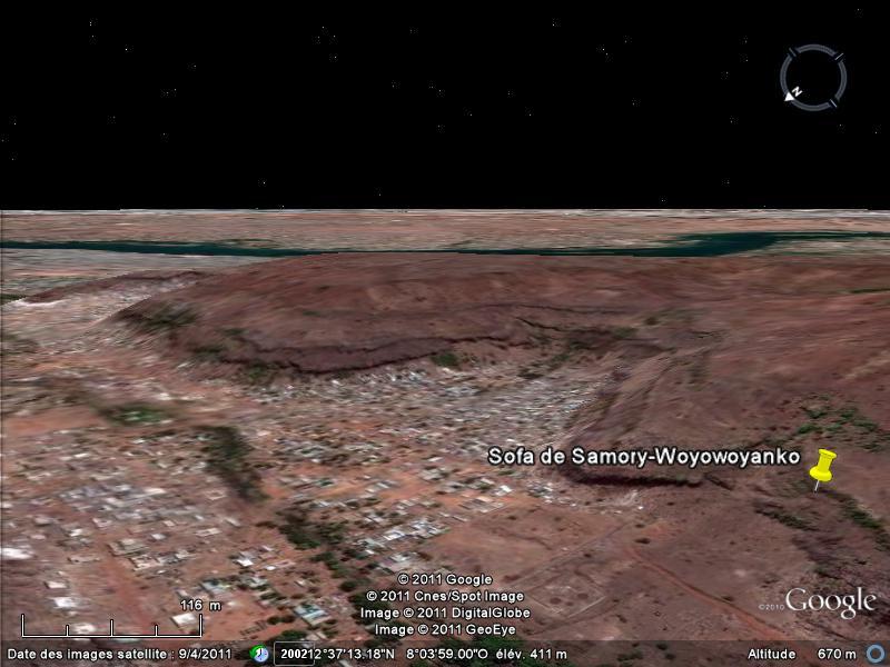 [MALI] - Les monuments sur les ronds-points de Bamako O1-sat10