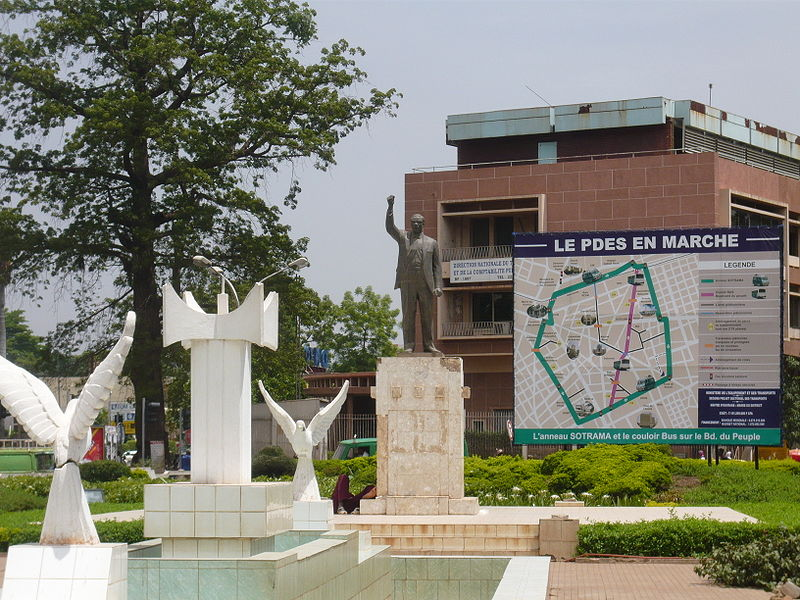 [MALI] - Les monuments sur les ronds-points de Bamako - Page 2 P2-lum10