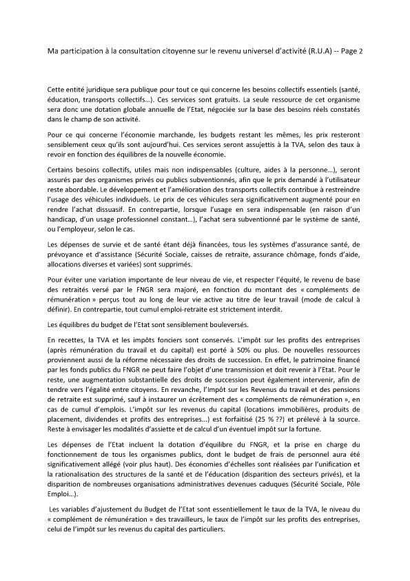 Consultation citoyenne nationale sur le Revenu Universel Partic10