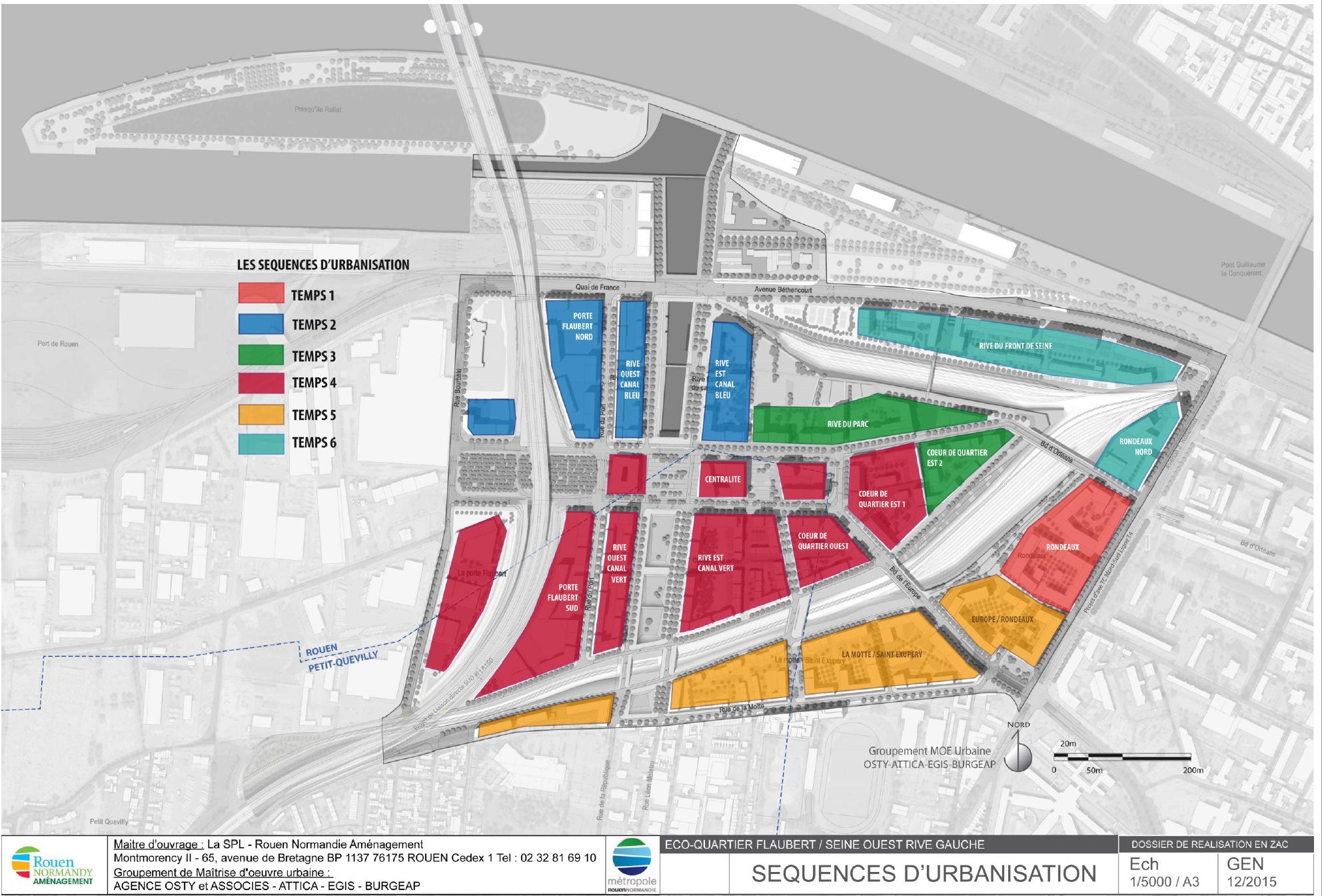 [Bientôt visible sur Google Earth] - Rouen - Ecoquartier Flaubert Ph310