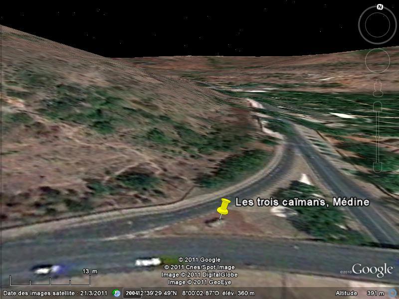 [MALI] - Les monuments sur les ronds-points de Bamako Q1_cai10