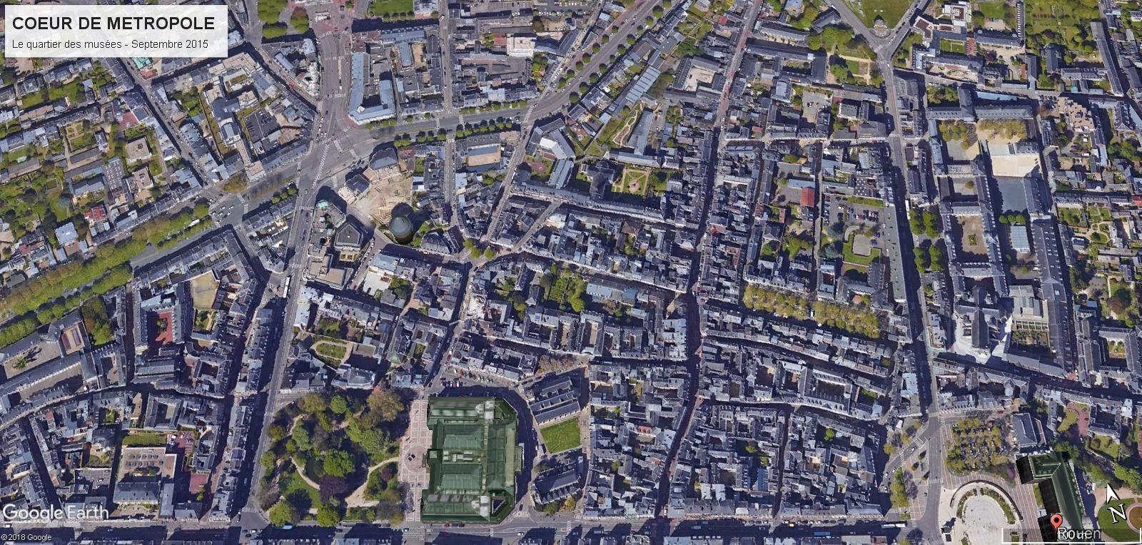 [Bientôt visible sur Google Earth] - Rouen - Coeur de Métropole Qmusee10