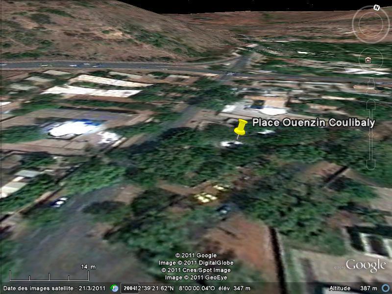 [MALI] - Les monuments sur les ronds-points de Bamako - Page 2 R1-cou10