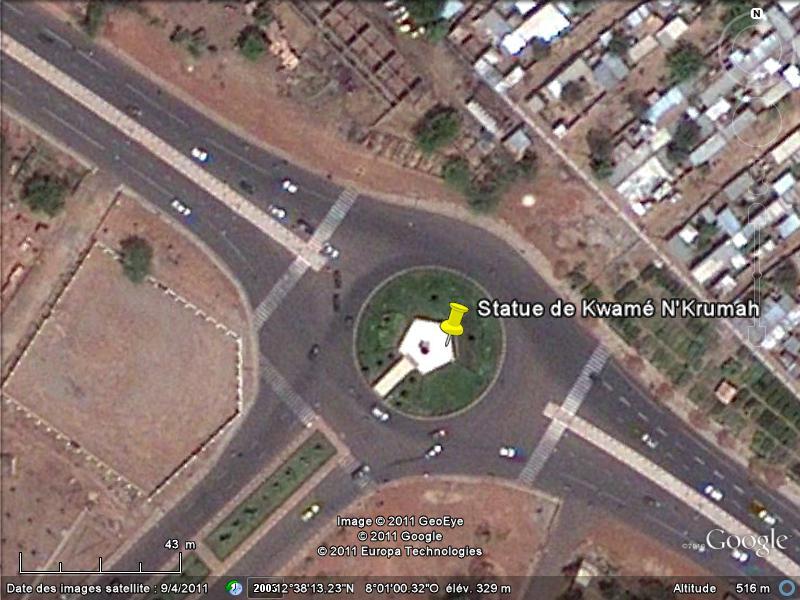 [MALI] - Les monuments sur les ronds-points de Bamako - Page 2 T1-nkr10
