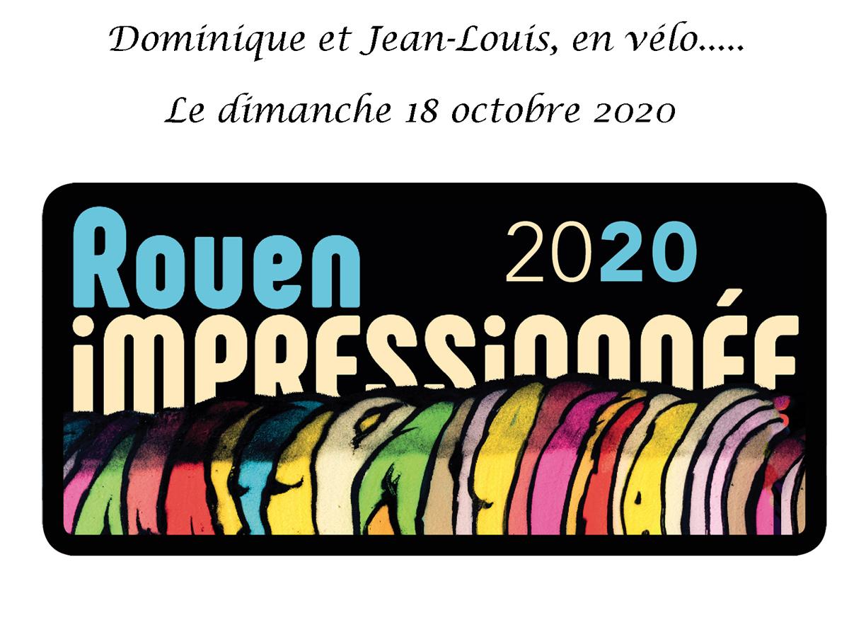 [street art-rue et manifs] ROUEN IMPRESSIONNEE 2020  Titre11