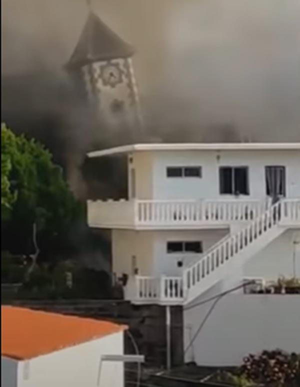 Eruption du volcan Cumbre Vieja - Ile de Palma - Canaries Todoqu13