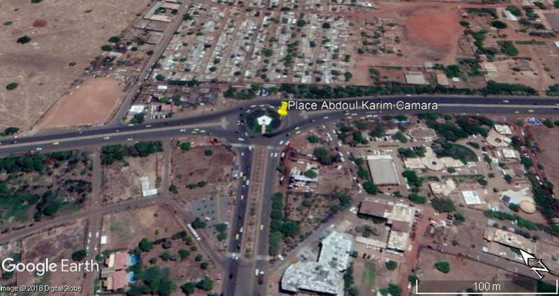 [MALI] - Les monuments sur les ronds-points de Bamako - Page 2 U1-cam11