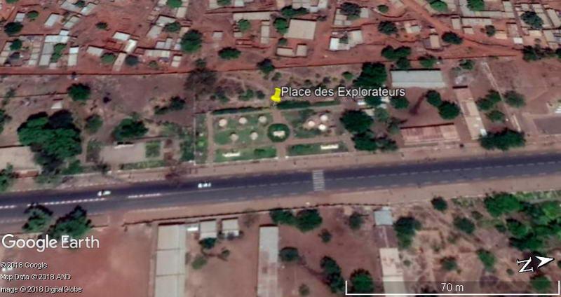 [MALI] - Les monuments sur les ronds-points de Bamako V1-pla10