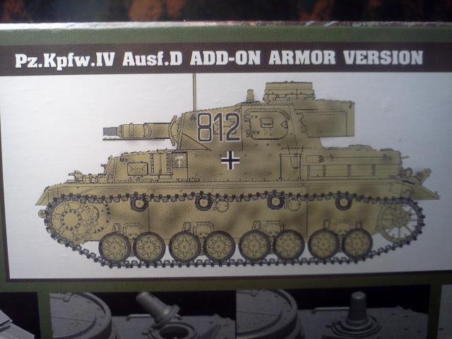 Panzer 4 ausf.d dragon 1/35 65558510