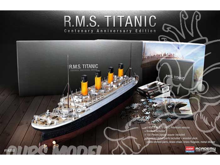 RMS Titanic, lequel choisir ?  Academ10