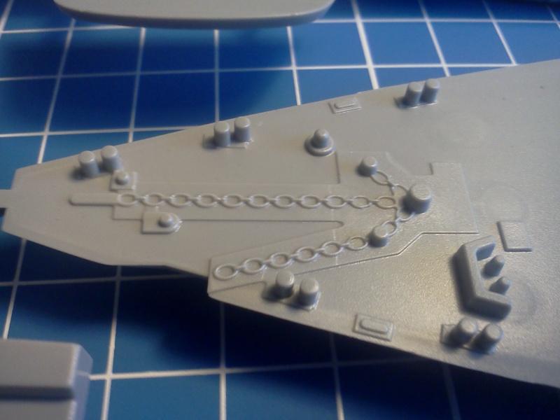 U.S.S Arleigh burke ddg-51 dragon 1/350 Img20155
