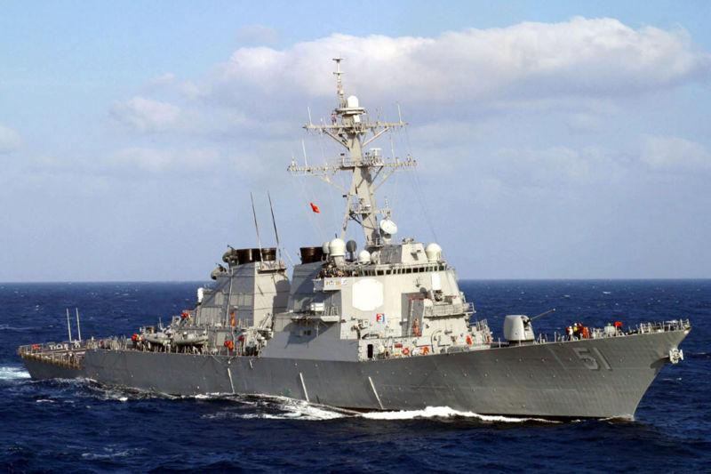 USS Arleigh-Burke DDG51 Dragon 1/350 Uss_ar10