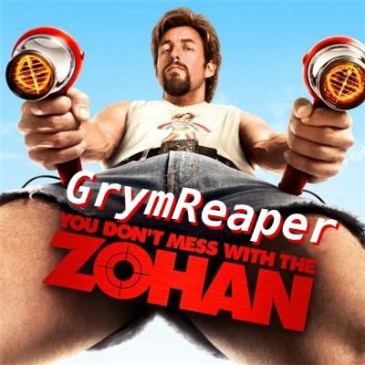 GrymReaper, Contrebandier ( en fuite ) Zohan-11