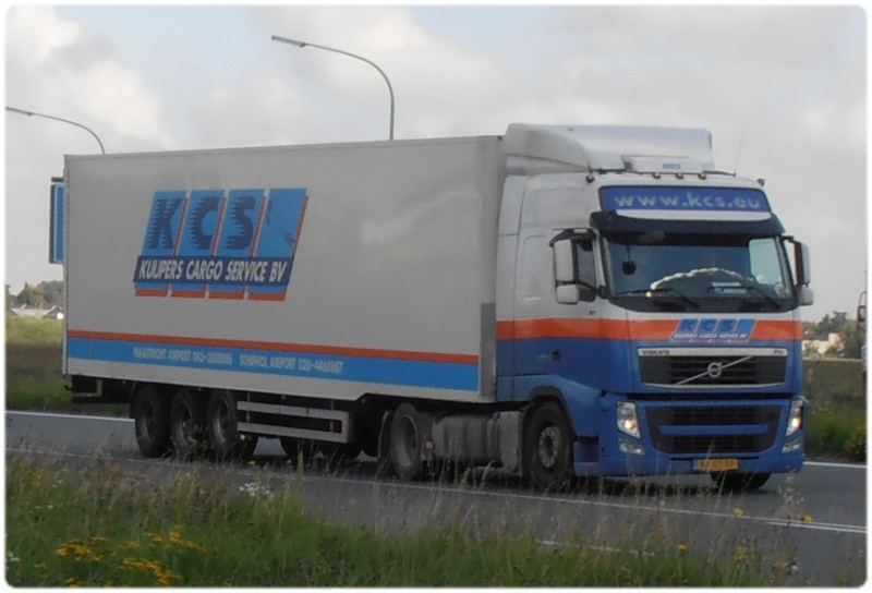 Transports Kuijpers Cargo Service (Groupe Jost) (NL) P9140030