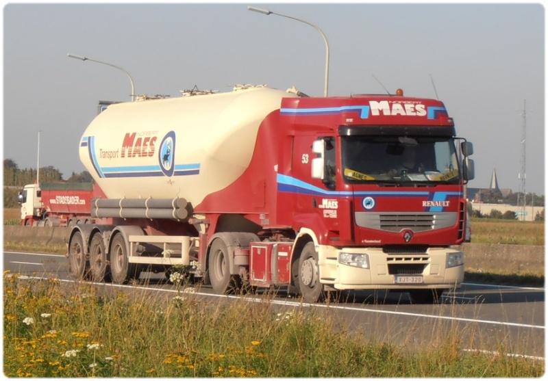 Transport Norbert Maes (de Lichtervelde)  (B) P9280022