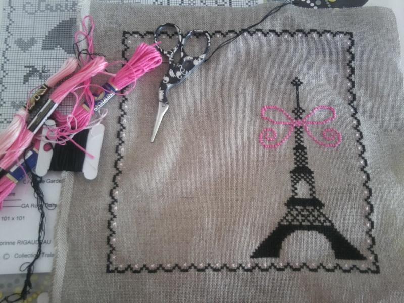 2éme étape de la Parisienne Photo125