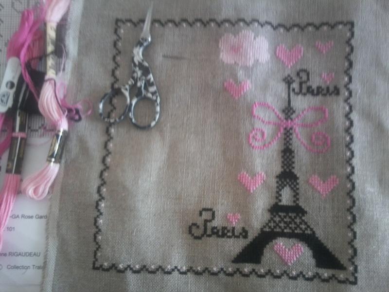 3éme étape de la parisienne Photo141