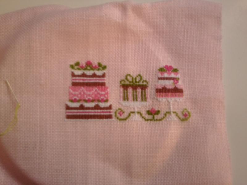 3e objectif du SAL Cake Party - Page 2 Photo315