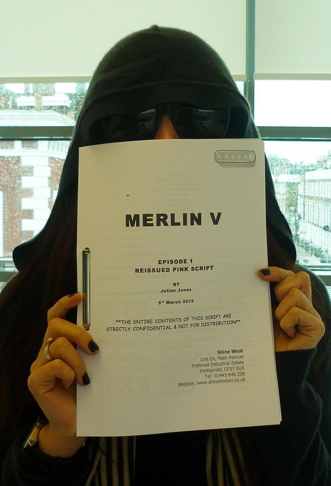 Merlin saison 5 (infos et avis - spoilers possibles !) 41934010