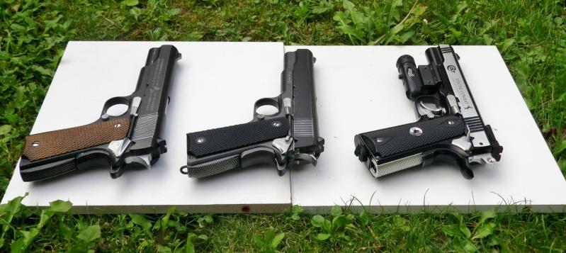 Colt special combat, plinking 6 - 8 - 12 mètres! Imgp1525