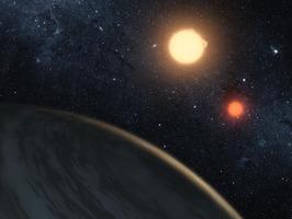 Descubren planeta con dos soles como el de la saga Star Wars 63420710