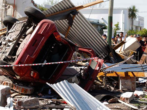 Cayó un meteorito en Buenos Aires 8281210