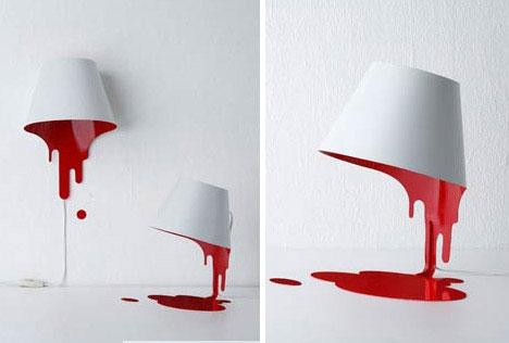 Decoracion Sangrienta y Bizarra Blood-11