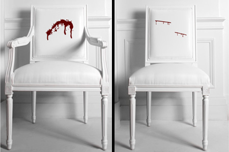 Decoracion Sangrienta y Bizarra Bloody19
